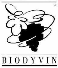 Logo du label bio du vin, Biodyvin pour la culture bio-dynamique