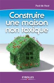 Construction d'une maison non toxique