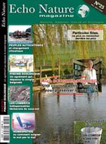"Magazine bimestriel ""Echo-Nature"""