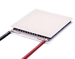Dispositif Panasonic de production thermo électrique