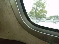 Fenêtres sans double-vitrage
