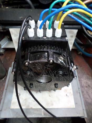 Propulsion Electrique Des Bateaux